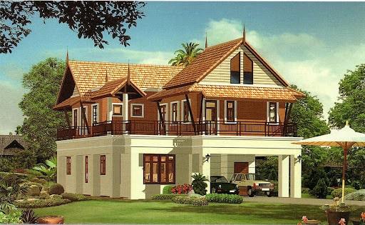 Build a Thai House Applied
