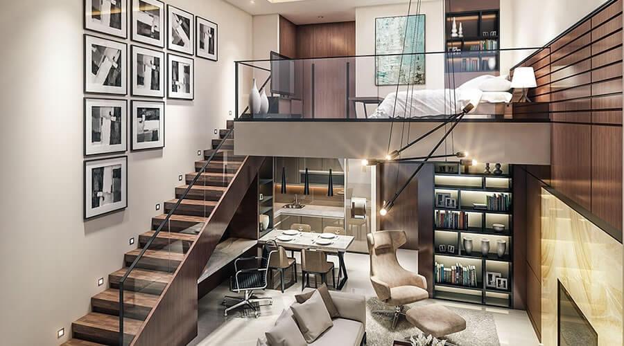 house design tips mezzanine