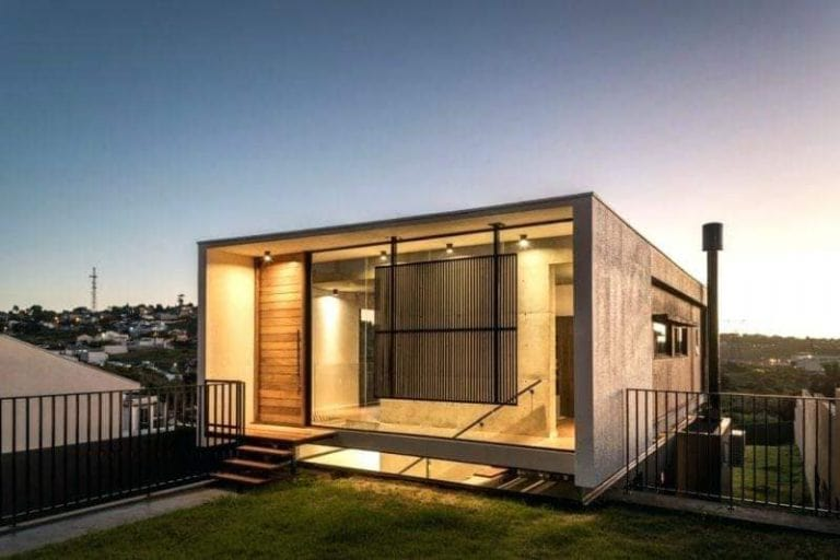 How to build a box house
