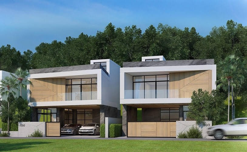 Introducing the house in phuket for sale project