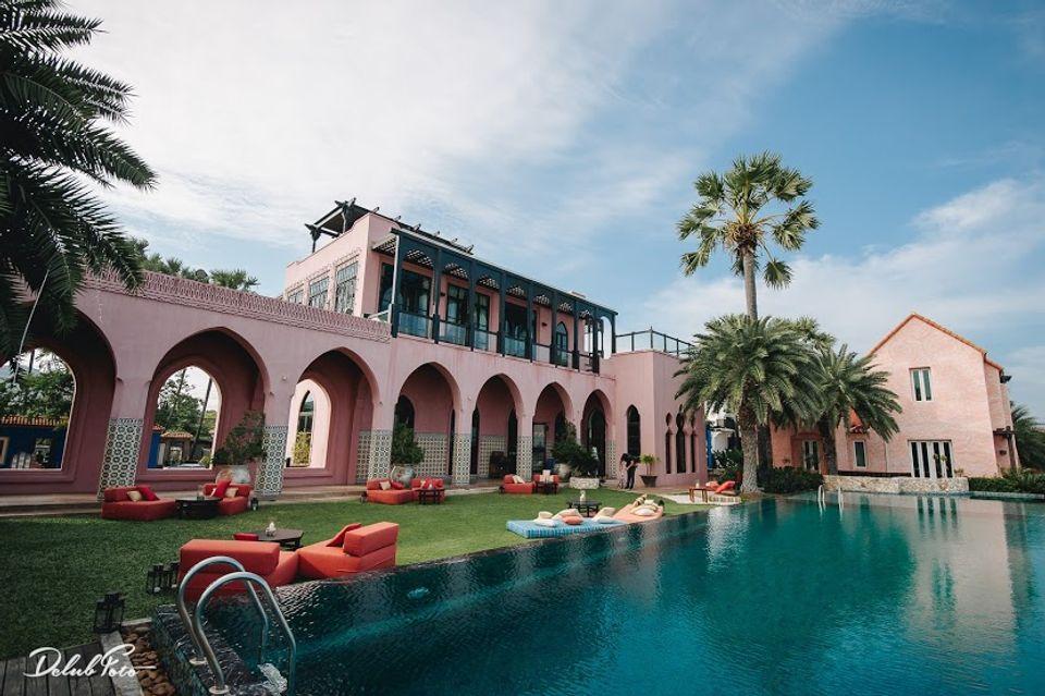 villa maroc accommodation reviews
