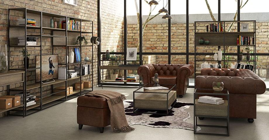 decorating ideas Modern loft style house